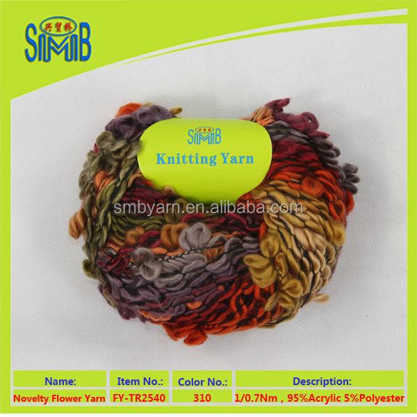 China Fancy Yarn Factory Suzhou Huicai Popular Wholesale Oeko Tex ...