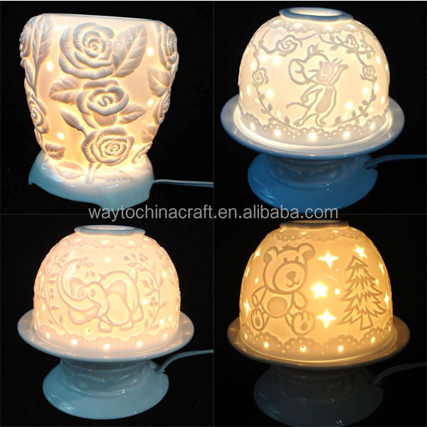 Essential Burner Electric Decorative Aroma Lamp