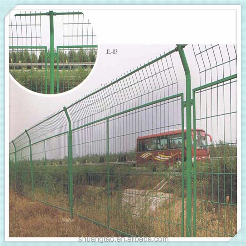 Professional Production Pvc Coating Railing Mesh & Fencing Net Iron ...