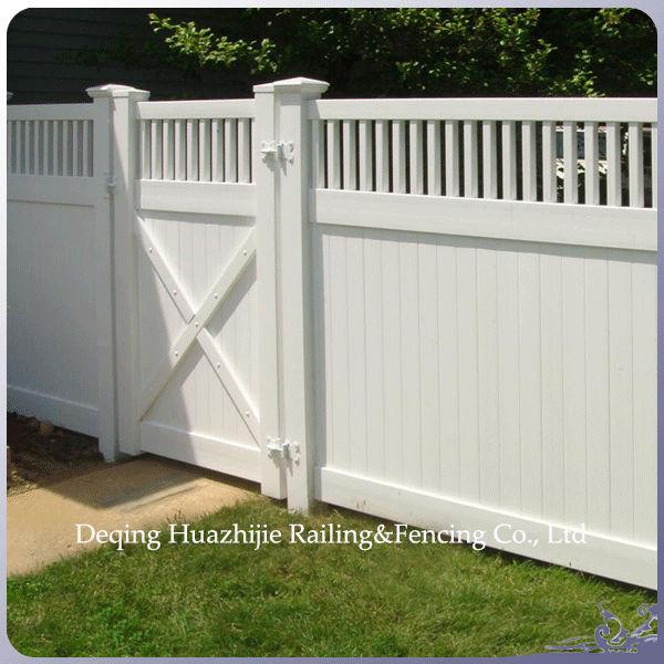 Cheap Garden Fences: Vinyl Cheap Garden Fence And Gates