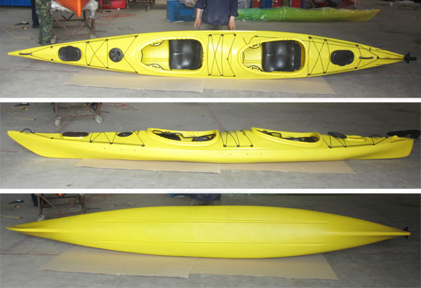 2015 52m Sea Kayak For 2 Person Double Beginners