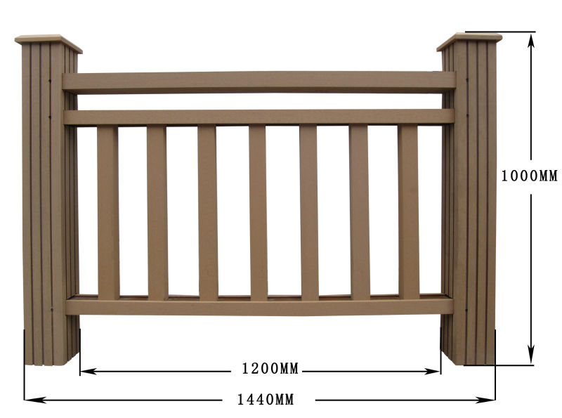 Long time use wpc balcony railing designs buy wpc for Uses of balcony