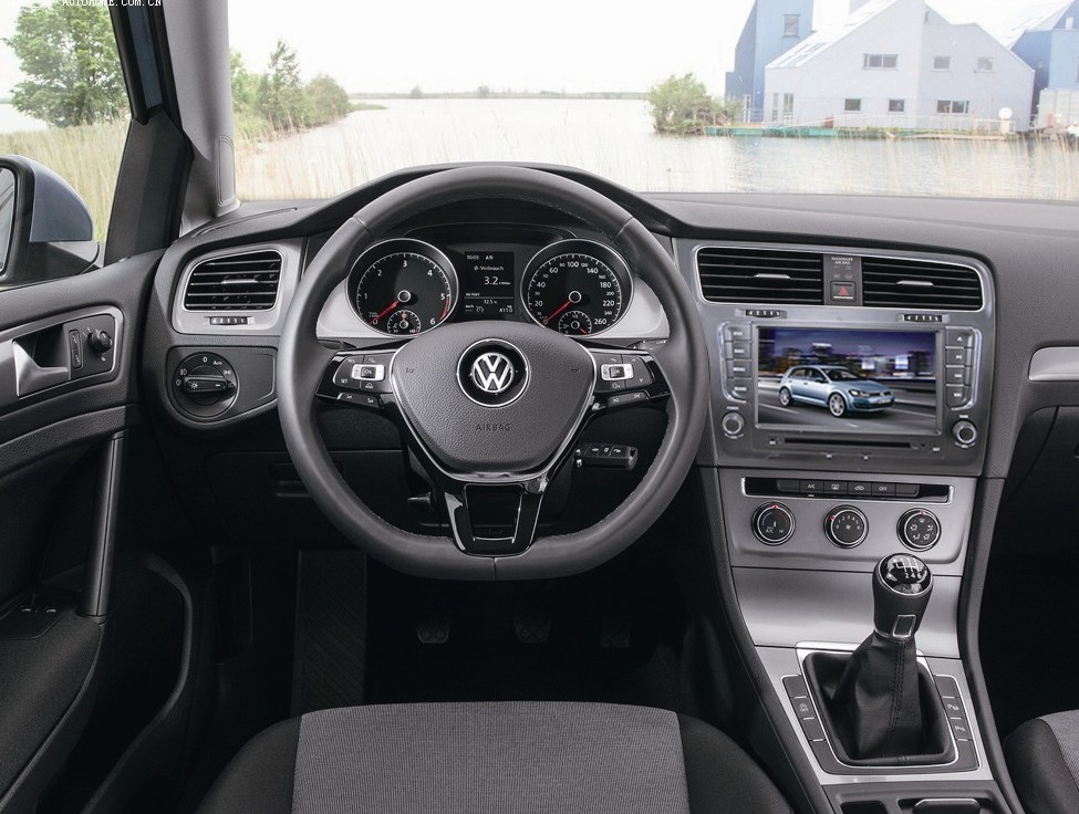 Wince 6.0 For Volkswagen Golf 7 Car Multimedia Player With Built In Bluetooth Gps Steering Wheel ...