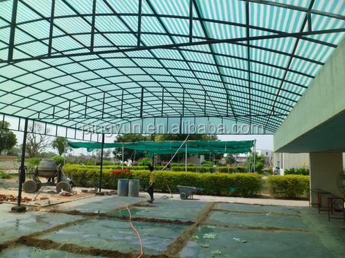Transparent Corrugated Roofing Sheets Warehouse Greenhouse