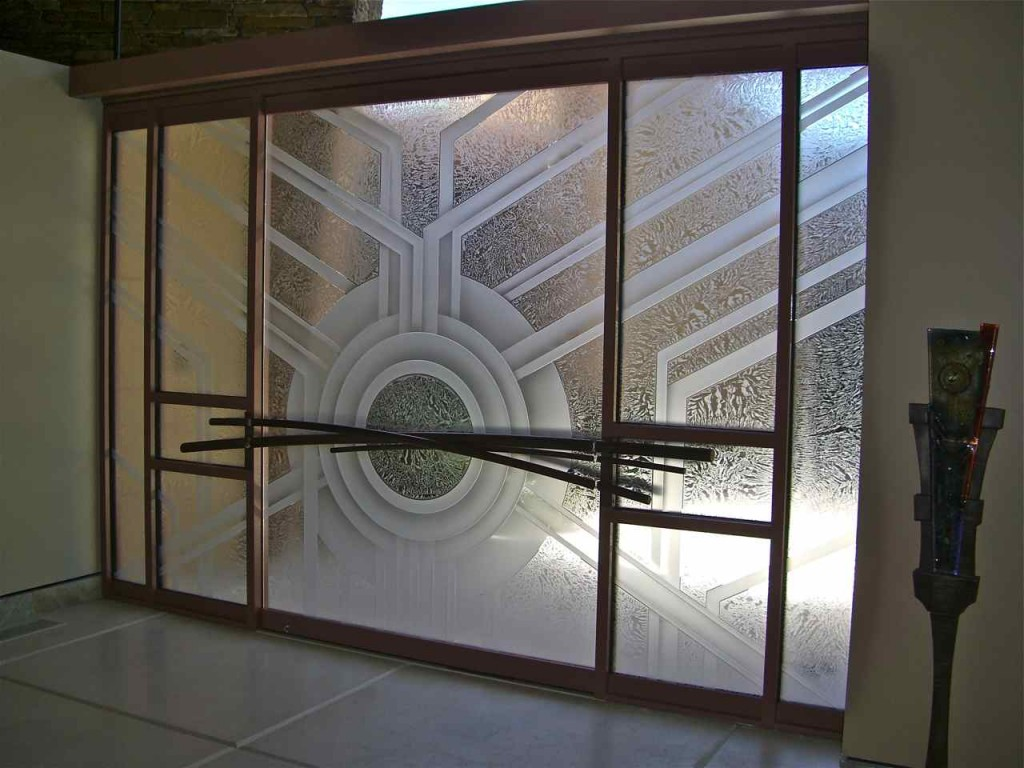 Clear & Tinted Patterned/figured Glass For Indoor Decoration