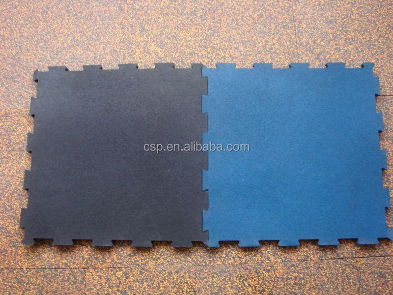 Manufacturer Rubber Floor Tile For Outdoor/ Interlocking Rubber Floor For  Garden