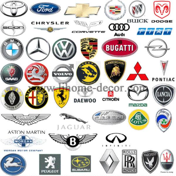 Car Symbols And Names List 67820 Interiordesign