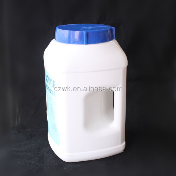 1 Gallon Containers Hdpe Plastic Bottles For Liquid