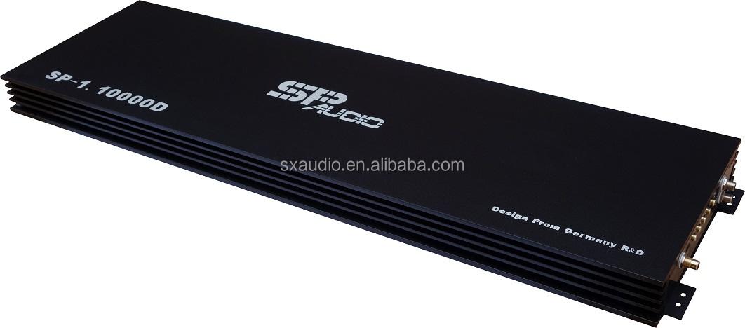 Impressive Class D 5000w Competition Car Amplifier Buy