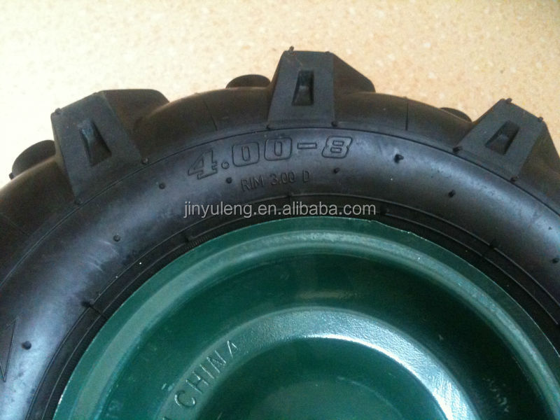 Herringbone rubber wheel Trailer,Farming tools,Golf car ,skidproof,mud,Agricultural Tire 3.50-4/3.50-7/4.00-7/4.00-8