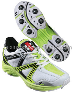 2016 Latest sport cricket shoe manufacturer in jinjiang