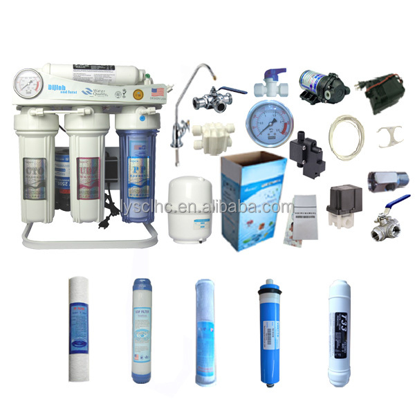Ce Certified 5 Stage Ro Water Purifier Ro Spare Parts