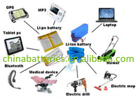 Hottest And Cheapest 3.7v 500mah Lithium Polymer Battery 10440 ...