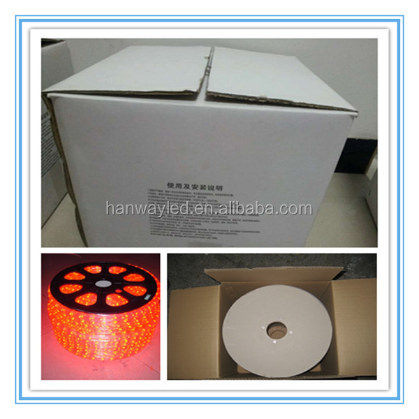 Led Tube Remote Control Dimmable Led Rope Light 2wires/3wires Led ...