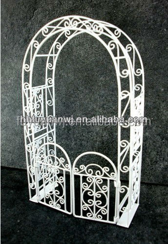 Decorative Iron Plant Garden Arch Designwrought Iron Pergola