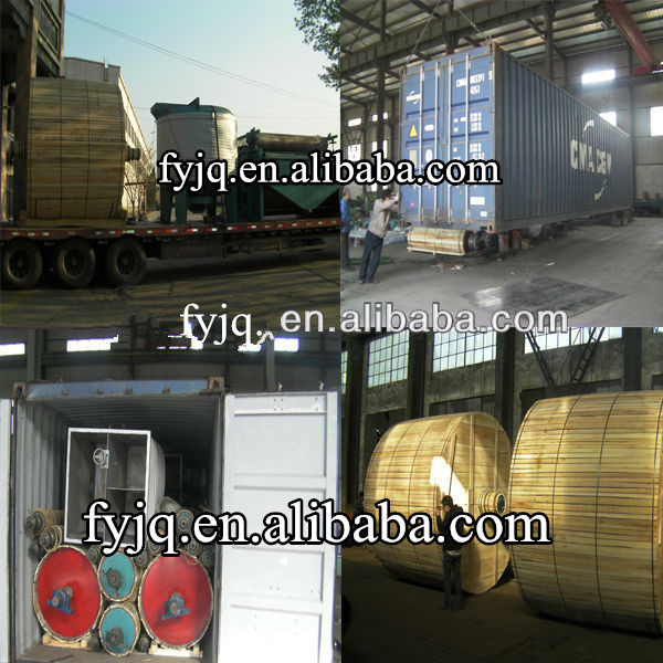 China Manufacturer Waste Paper Recycling Machine,Toilet Tissue ...