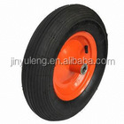 "8"" ,10"",12"",13"",14"",16""rubber tire/wheels for wheel barrow"