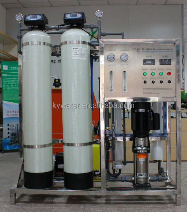 5 M3 Per Hour Filter Media With Drinking Mineral Water Machine ...