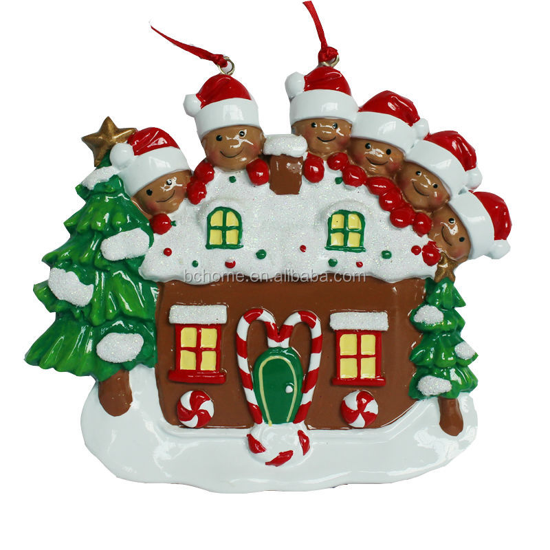 christmas gingerbread ornaments  Rainforest Islands Ferry