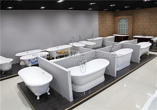 Cheap Soaking Tub 54 Inch Slipper Small Freestanding Bathtub Buy Small Free