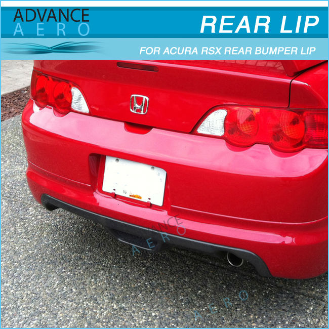 High Quality Body Kit For 2002-2004 Acura Rsx Mugen Style Black ...