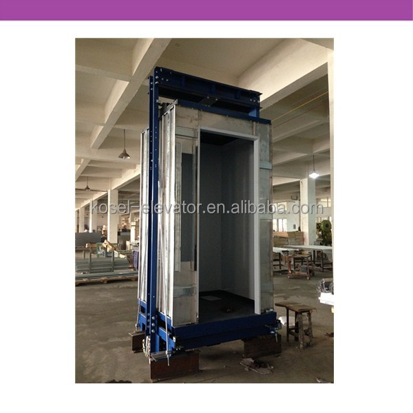 Security cabin design passenger elevator cabin standard Elevator cabin design