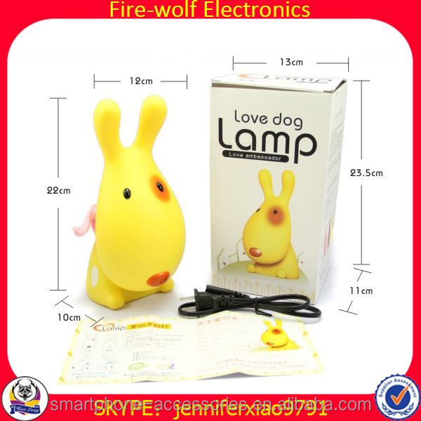 Fire-wolf Supply South Korea Lamp Push Button Switch Table Lamp ...
