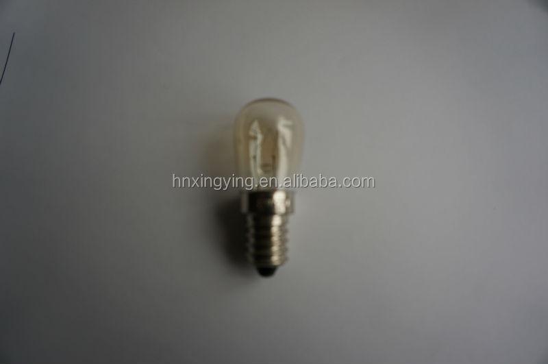 Kühlschrank Lampe 25w : T22 st22 kühlschrank backofen verwenden glühbirne glühlampe runde