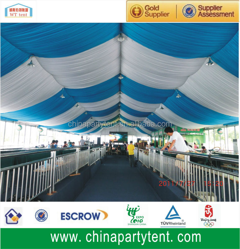 Wedding Supplies White Stretch Tent to Seat 200 people & Wedding Supplies White Stretch Tent To Seat 200 People - Buy ...