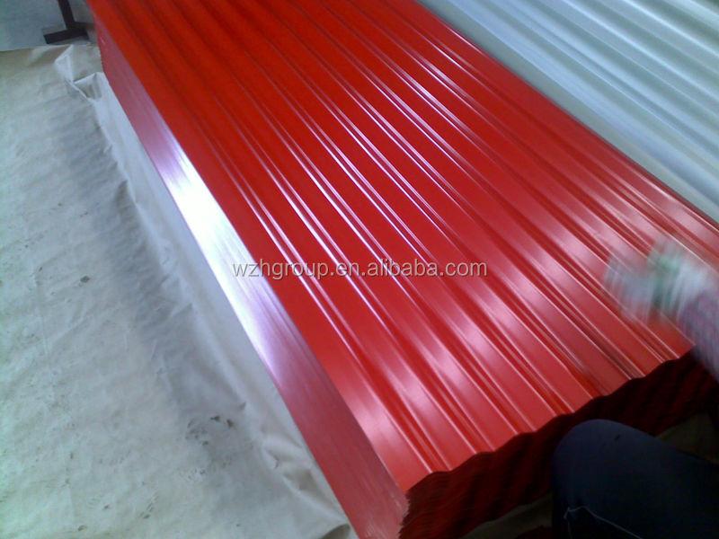 Garage Roofing Sheet / Corrugated Metal Flashing