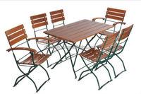 Outdoor Folding Wooden Bistro Set - Buy Folding Bistro Set,Wooden ...