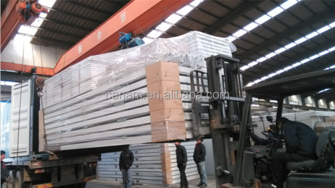 EPS sandwich panel ISO standard 20ft modular Container house used as dorm or hotel