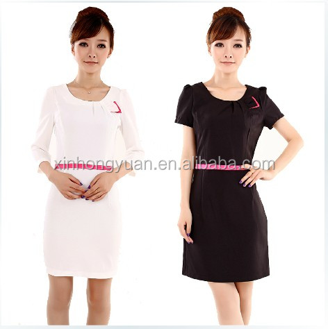 Hotel spa uniform fashion hotel design spa uniform salon for Uniform design for spa