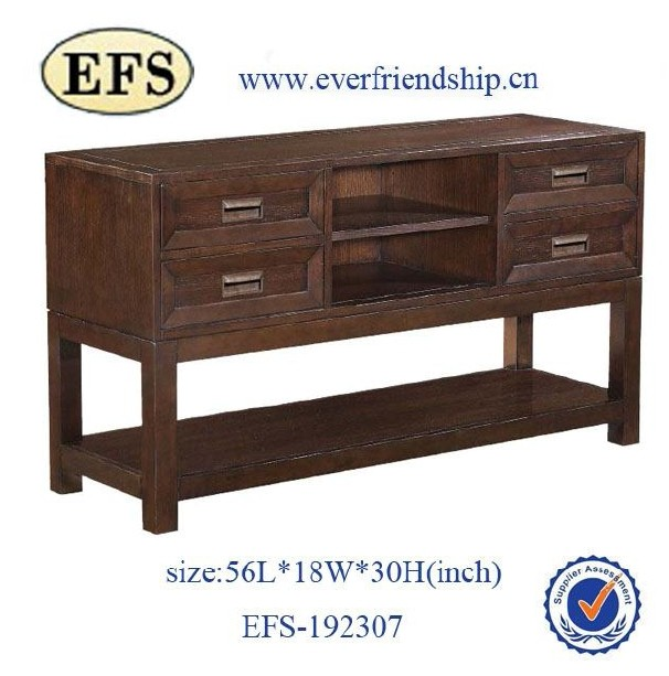 Vietnam Made Useful Cheap Solid Wood Living Room Center Table EFS A T15