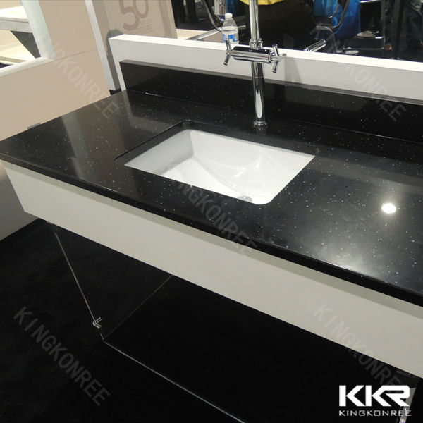 Custom Sizes Bathroom Vanity 3 Sink Bathroom Countertops