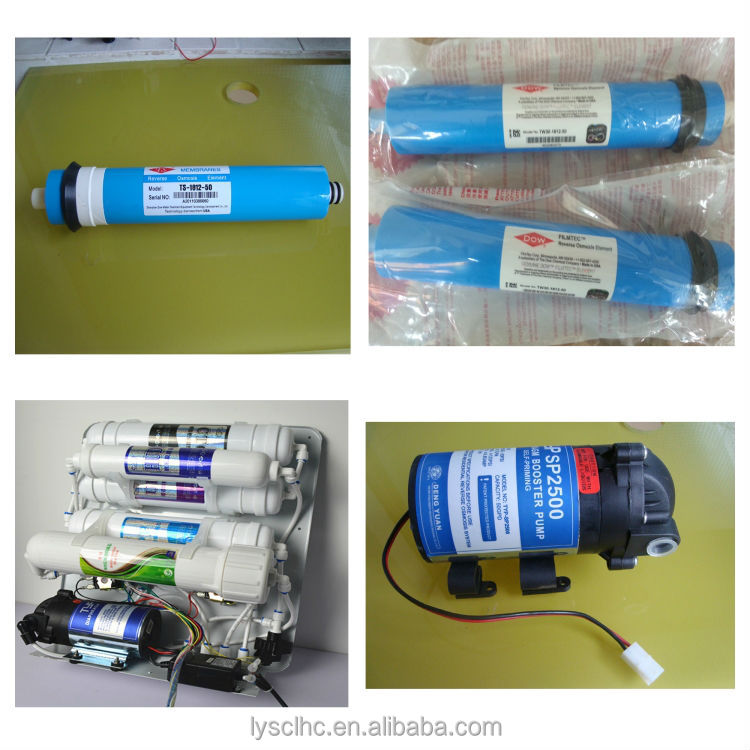 Tap Water Filter For Home Use Calcium Sulfite Osmosis