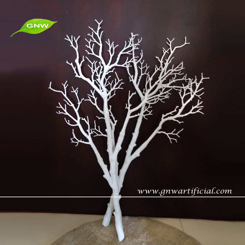 GNW WTR011 White Dried Decorative Branches artificial dry trees ...