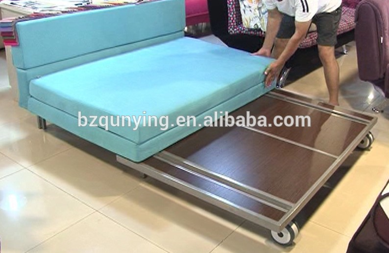 two seat sturdy metal sofa bed frame without mattress - Sturdy Bed Frames