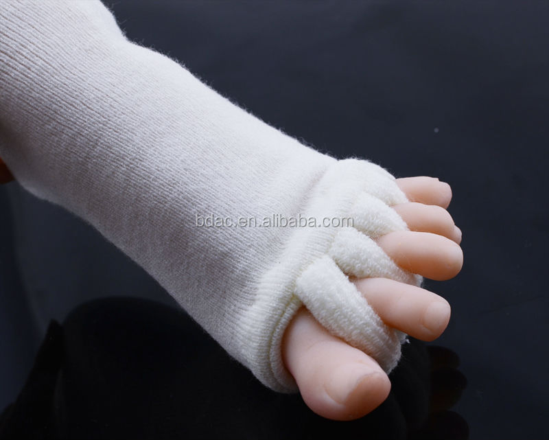 toe separate sock
