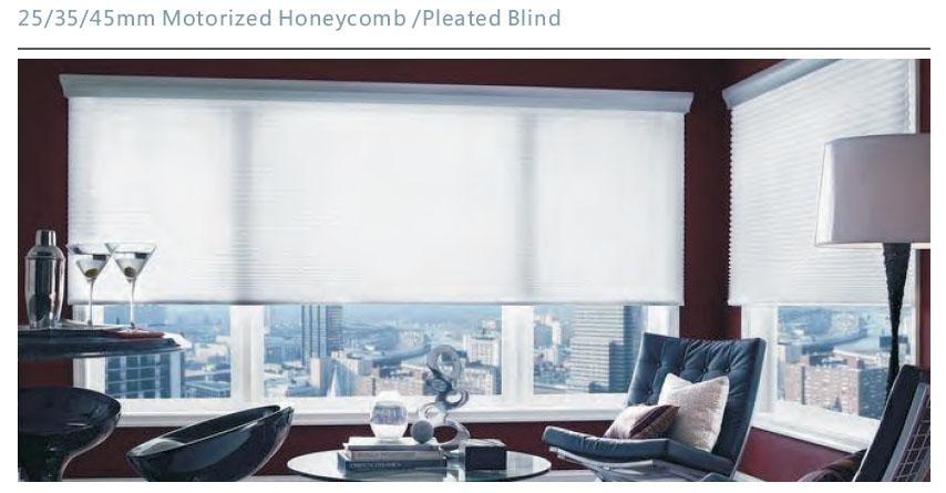 Venetian Blind Motor / 25mm Standard Quiet Electric Venetian/pleated /honey  Comb /motorized