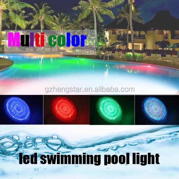 12v Rgb Waterproof Led Swimming Pool Light
