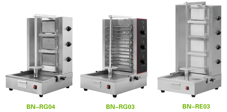 Cosbao 4 Burners Gyro Meat Machine For Sale Buy Gyro