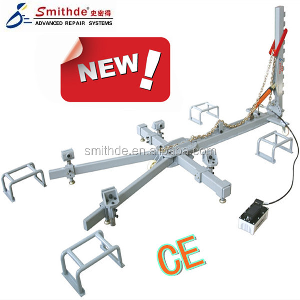 k7 dent puller work bench auto body frame puller with ce