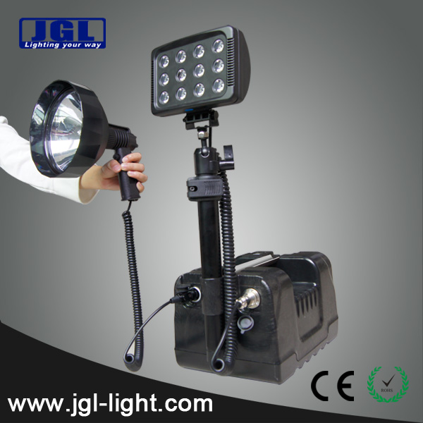 Explosion Protection Portable Outdoor Search Light Rals9936 Ful 36w 2200lm Rechargeable Security Flood Flash Carriers Holders