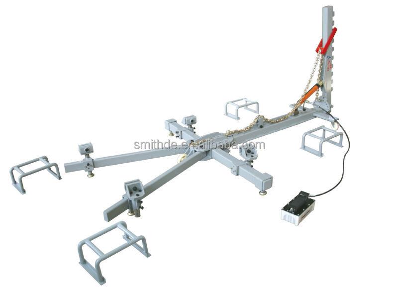 smithde k7 mini portable auto body repair frame machineframe straightening equipment