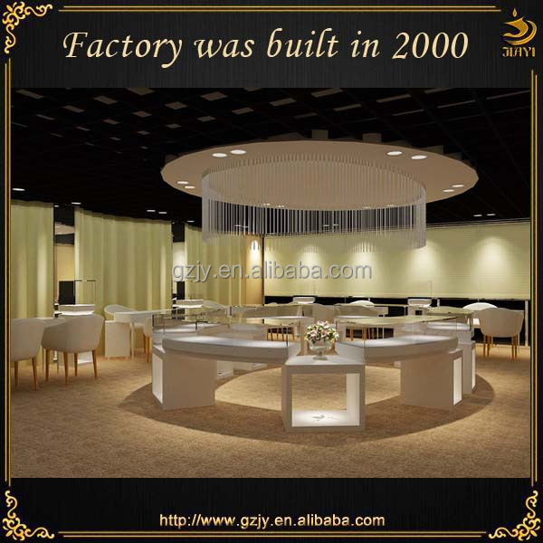 High end modern fashion interior design ideas for jewellery store ...