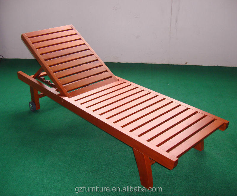wooden garden sun loungers recliners buy wood recliner. Black Bedroom Furniture Sets. Home Design Ideas
