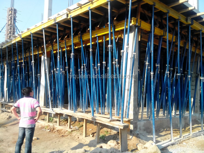Shoring In Construction : Formwork steel building adjustable support jack buy