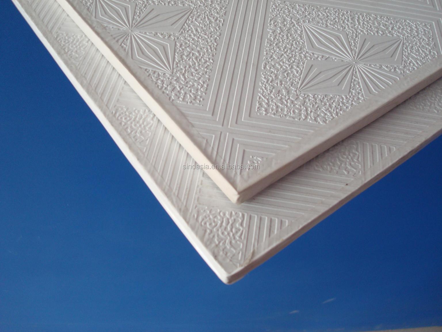 Waterproof 60x60 pvc gypsum ceiling tiles with aluminum foil buy waterproof 60x60 pvc gypsum ceiling tiles with aluminum foil dailygadgetfo Images