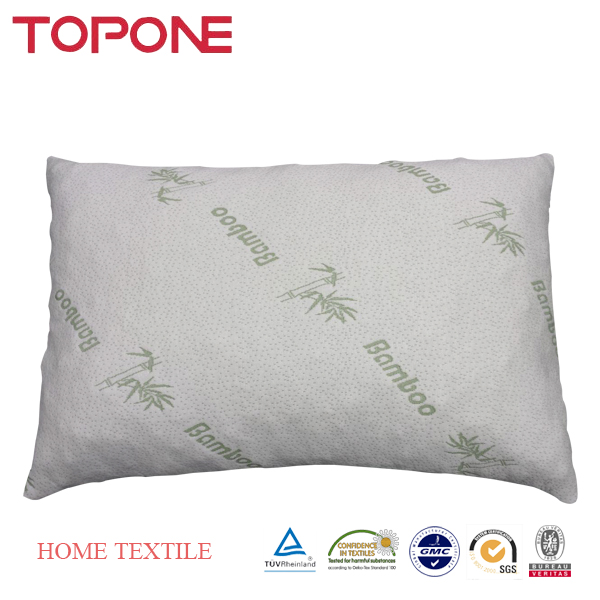 Hot sale shredded memory foam natural high quality for Hotel pillows for sale philippines